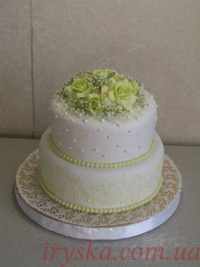 Торт пані Марії Лунь
