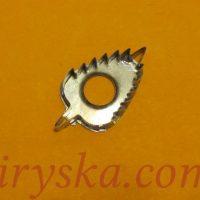 Вирубка металева Листочок маленький