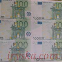 Вафельни й декор 100 Євро