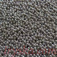 Намистинки цукрові срібло 10 г - 2 мл