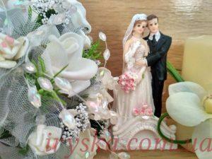 статуетка на торти, статуетка наречена з нареченим