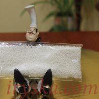 Посипка цукрова - біла, 1 кг