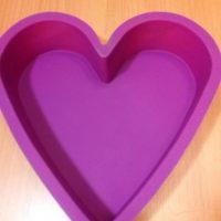 """Силіконова форма """"Серце"""" -3"""