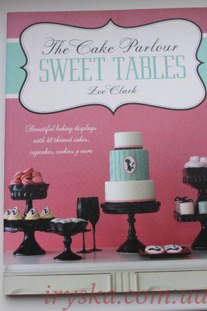 Журнал The Cake Parlour Sweet tables by Joe Clark