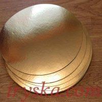 Підложки для тортів d-18см 5 шт