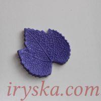 Молд пластиковий Лист винограду