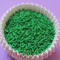 Посипка Зелена трава (вермішель) 100г