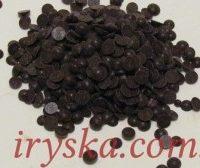 Дропси шоколадні темні,1 кг Дропсы шоколадные темные,1 кг