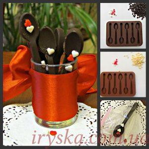 Шоколадні ложечки