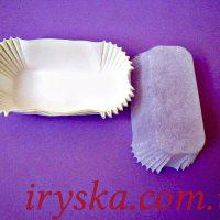 Паперові форми для випічки 8*3,5см 25шт