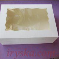Упаковка для кондитерських виробів 250*170*80