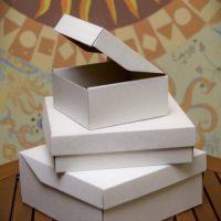 Коробки «Сake box» для тортів, чізкейків, пирогів, тістечок.