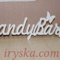Слово Candy Bar
