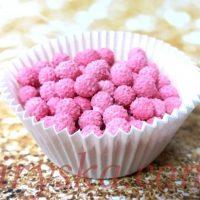 Посипка рожеві їжаки
