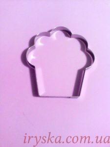Вирубка  метал, розмір 10*12см. Вирубка для пряників, печива та для втілення ваших кондитерських та кулінарних фантазій. Виробник Україна