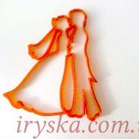 Вирубка Весільна пара