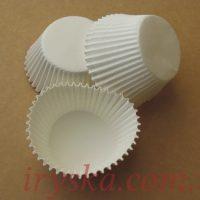 Паперові форми білі 5*4см 50шт