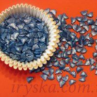 Посипка Голубки 50 г, цукрові, виробник Україна