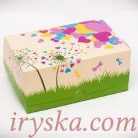Коробка весна 5 шт