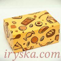 Коробка цукерка 5 шт