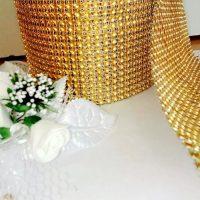 стрічка золото