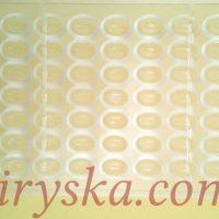 Пластикова форма Кавові зерна
