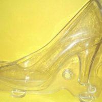 Пластикова форма Туфель