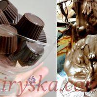 Пластикові форми для цукерок декору