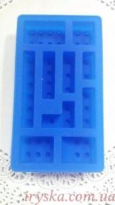 Силіконова форма Лего