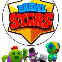 Brawl star,Міньйони,Пеппа