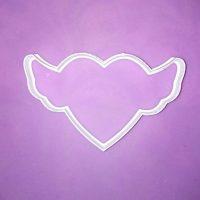 Вирубка Серце з крилами
