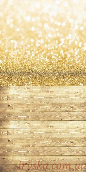 Фотофон Золоте дерево 50*100см
