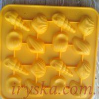 Силіконові форми для цукерок, міні форми