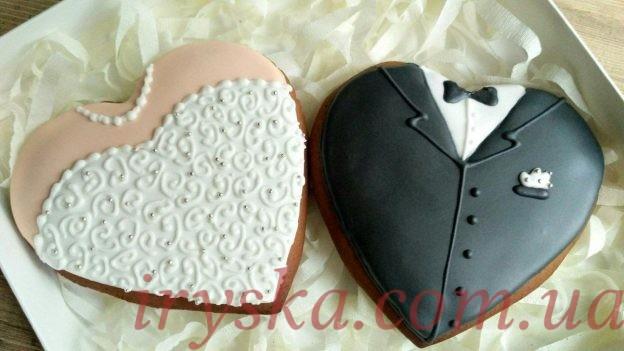 Весільне печиво, МК декор весільного печива