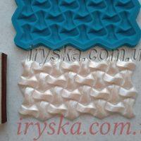 Молд силіконовий текстурне плетіння