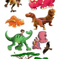 Динозаври та Міккі мауси